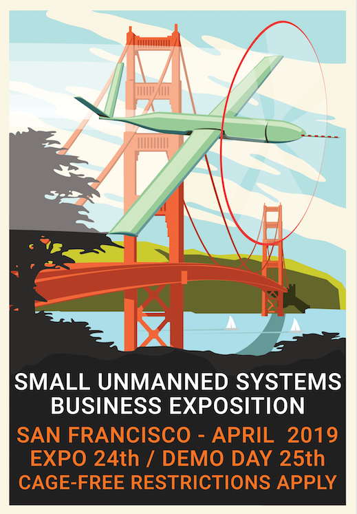 Small Unmanned Systems Business Expo 2019 | The Silicon